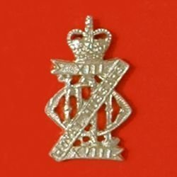 13TH/18TH HUSSARS a/a Cap Badge