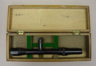 BRITISH ROSS LONDON TELESCOPE PATTERN G.357 case