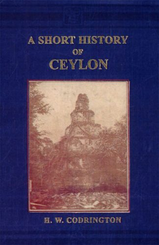 A Short History of Ceylon