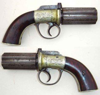.36 Percussion Colt Navy revolver 7.5