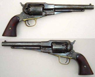 .36 Remington percussion Navy revolver