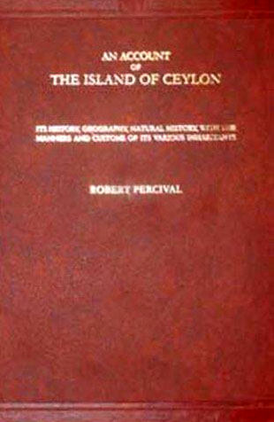 Account of the Island of Ceylon