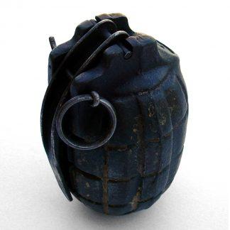 BRITISH No.5 Mk.I Grenade complete (inert)