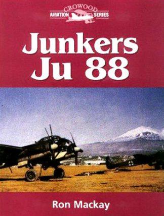Junkers Ju88 Ron Mackay