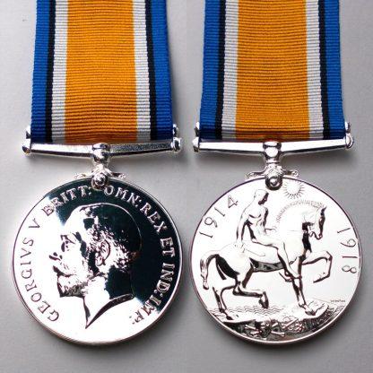 BRITISH WAR MEDAL 1914-1920 better quality copy