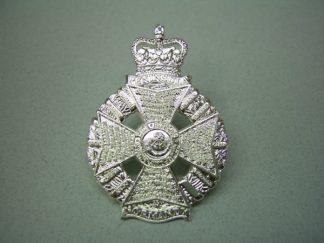 RIFLES Sergeant Pouch Belt Plate