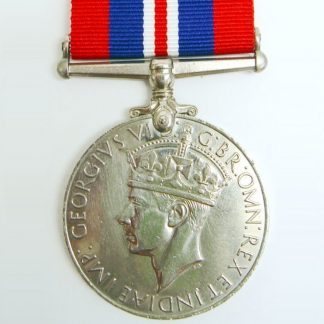 WW2 War Medal
