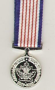 125th CONFEDERATION of CANADA MEDAL miniature medal
