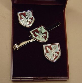 16th AIR ASSAULT BIGADE - SET Cuff Links Tie Pin