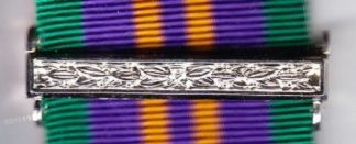 2nd AWARD CLASP for D.C.M., M.M. AC.Service Medal,