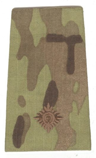 2ND. LIEUTENANT multicam