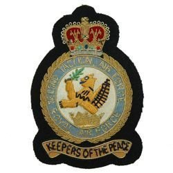 2nd TACTICAL AIR FORCE RAF - QC