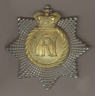 3rd BATTALLION ROYAL CANADIAN REGIMENT bi-metal