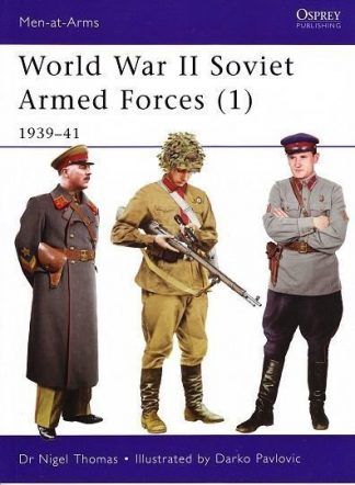 464. THE SOVIET ARMED FORCES (1) : 1939-41