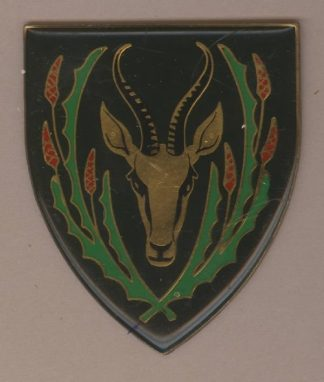 5th SA INFANTRY BRIGADE 2nd Issue - darker green
