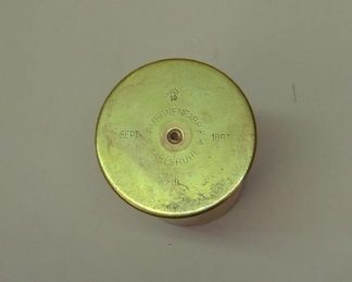 7.5 cm MOUNTAIN GUN fired brass case