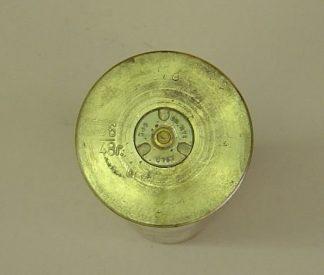 76 mm SOVIET RUSSIAN TANK GUN fired brass case