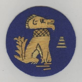 CHINDIT - 77th INFANTRY BRIGADE - bullion embroid.