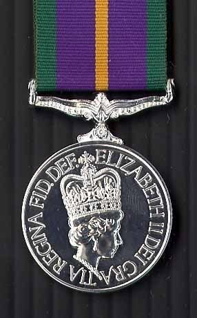 ACCUMULATED SERVICE MEDAL