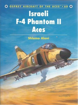 ACE-60 Israeli F-4 Phantom II Aces