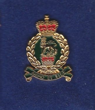 AGC lapel badge CAP BADGE enamel QC