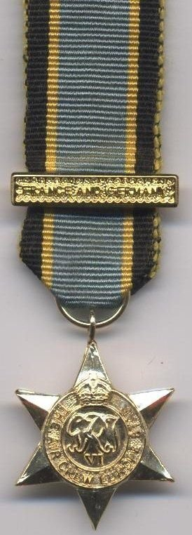 AIR CREW EUROPE - clasp FRANCE & GERMANY - new