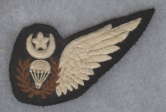 AIR FORCE INSTRUCTOR half wing embroidered