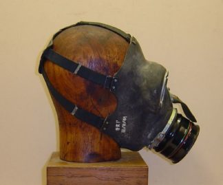 AIR RAID PRECAUTION GAS MASK