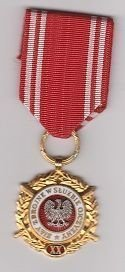 ARMED FORCES LONG SERVICE MEDAL - 20 YEARS SERVICE