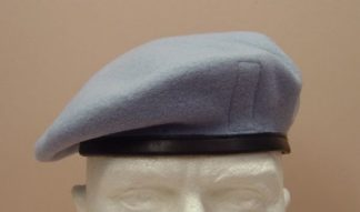 ARMY AIR CORPS BERET - pale blue