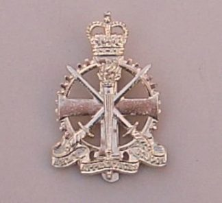 ARMY APPRENTICE SCHOOL QC a/a cap badge