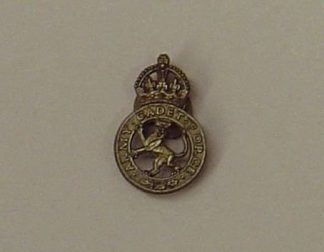 ARMY CADET CORPS KC plastic WWII Lapel badge