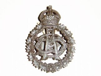 ARMY DENTAL CORPS KC  O.S.D. cap badge 1922-46 pat
