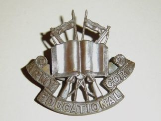 ARMY EDUCATIONAL CORPS O.S.D. 1920-46 pat. c/b