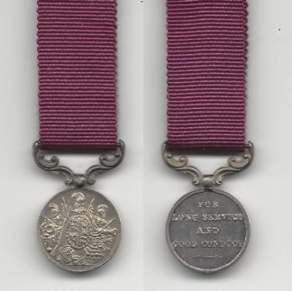 ARMY LONG SERVICE - VICTORIAN