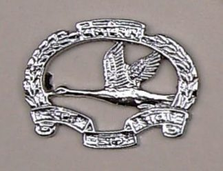 ARMY POSTAL DEPARTMENT nickle plated cast brass cb