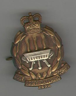 AUSTRALIAN  ARTILLERY KC WWII  pattern 'Ubique'