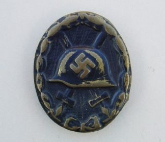 THIRD REICH - BLACK WOUND BADGE