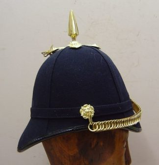 BLUE CLOTH HELMET O.R.'S modern made