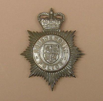 BOURNEMOUTH POLICE QC Chrome