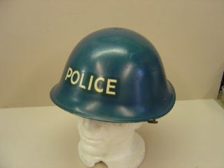 British 1944 Pattern Steel Helmet 'POLICE'