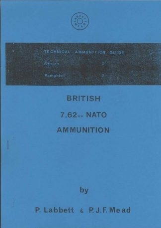 British 7.62mm Nato Ammunition (T.A.G:s2-p7)