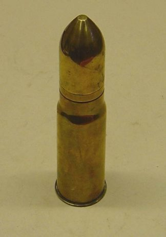 BRITISH Naval 1.5 pdr.Mk.I Table Lighter