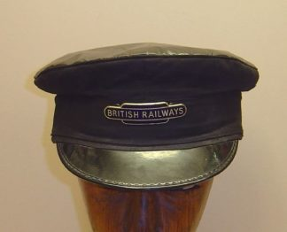 BRITISH RAILWAYS TRAIN DRIVERS CAP