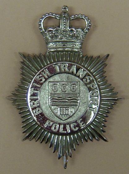 BRITISH TRANSPORT POLICE - QC chrome