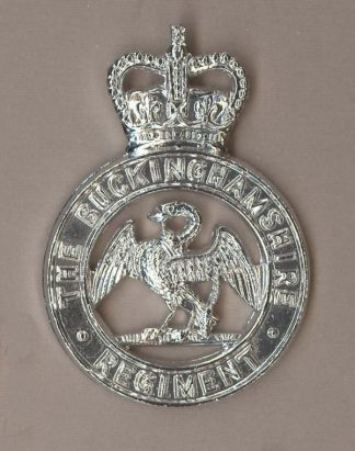 BUCKINGHAMSHIRE REGIMENT QC a/a c/b