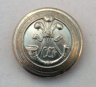 CEYLON LIGHT INFANTRY 25mm OR'S w/m button