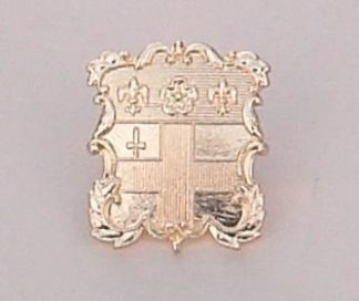 CHRISTS COLLEGE J. T. C. a/a cap badge