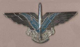 CISKEI SPECIAL FORCES CAP BADGE