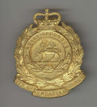 CITY of  NEWCASTLE  Regiment